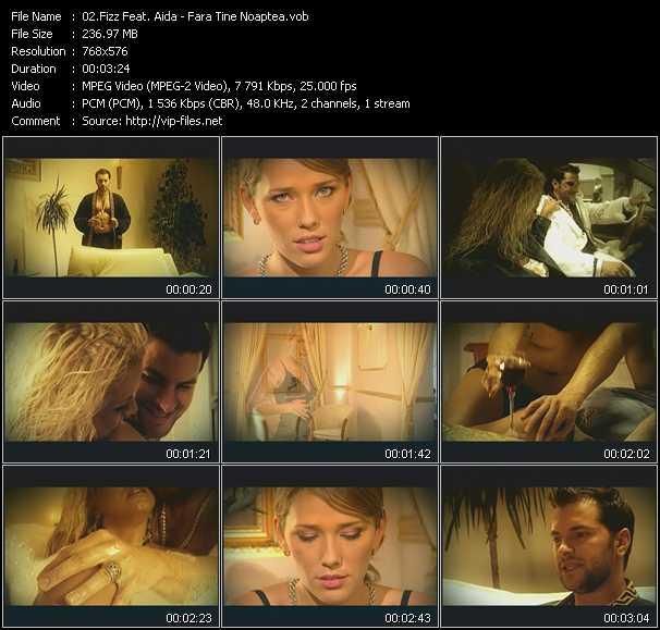 Fizz Feat. Aida video screenshot