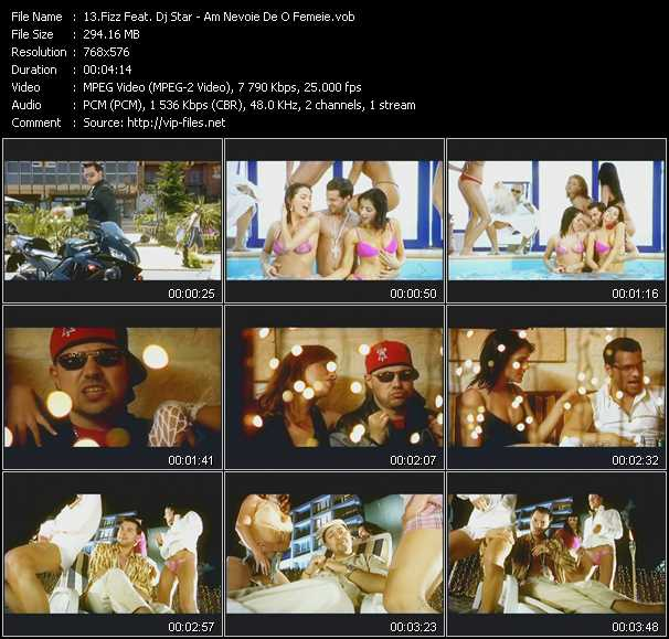 Fizz Feat. Dj Star video screenshot