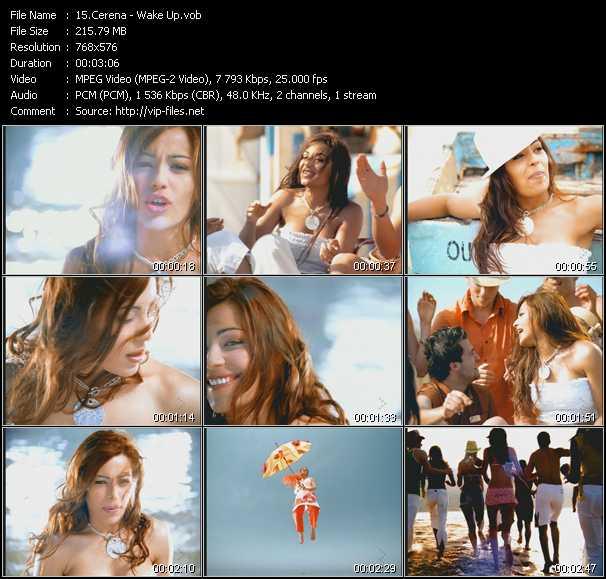 Cerena video screenshot