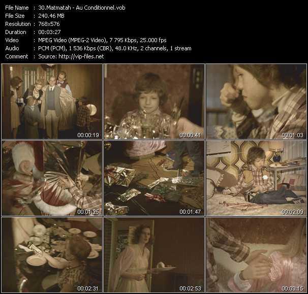 Matmatah video screenshot