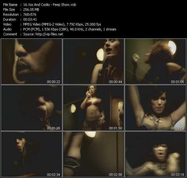 Xss And Coolio video screenshot