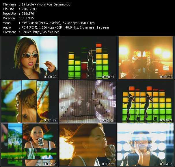 Leslie video screenshot