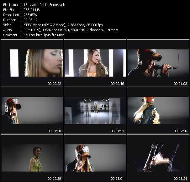 Laam video screenshot