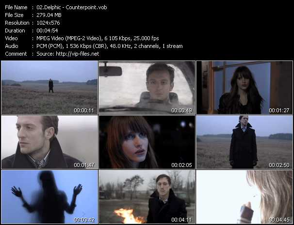 Delphic video screenshot