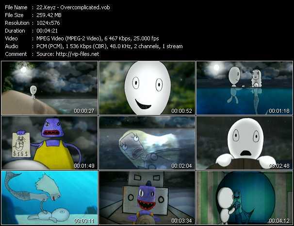 Keyz video screenshot