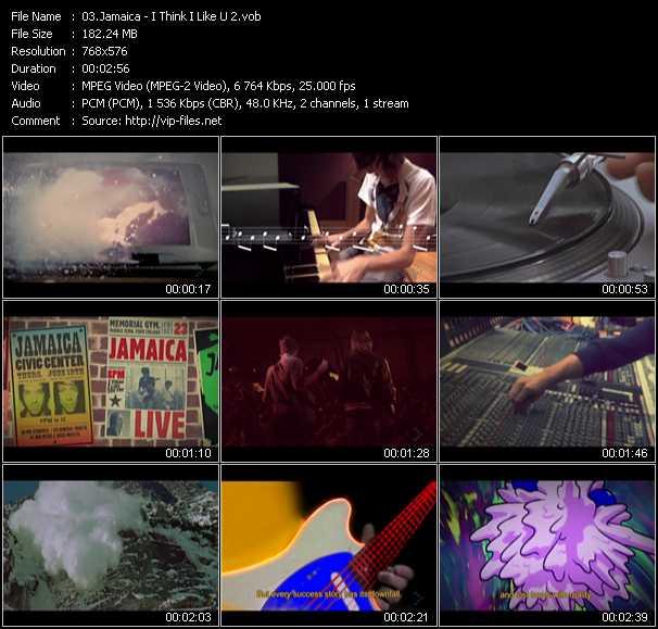 Jamaica video screenshot