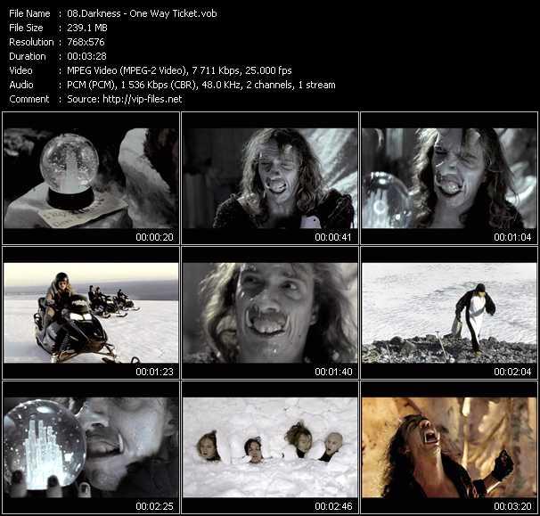 Darkness video screenshot