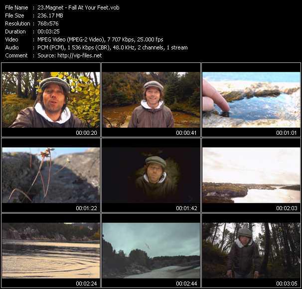 Magnet video screenshot