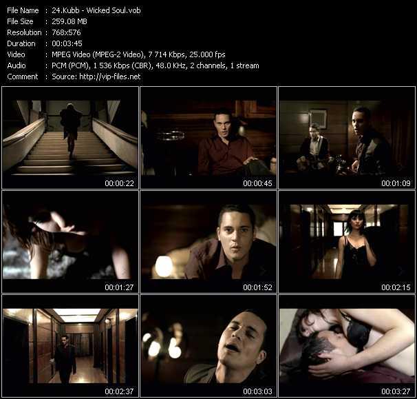 Kubb video screenshot