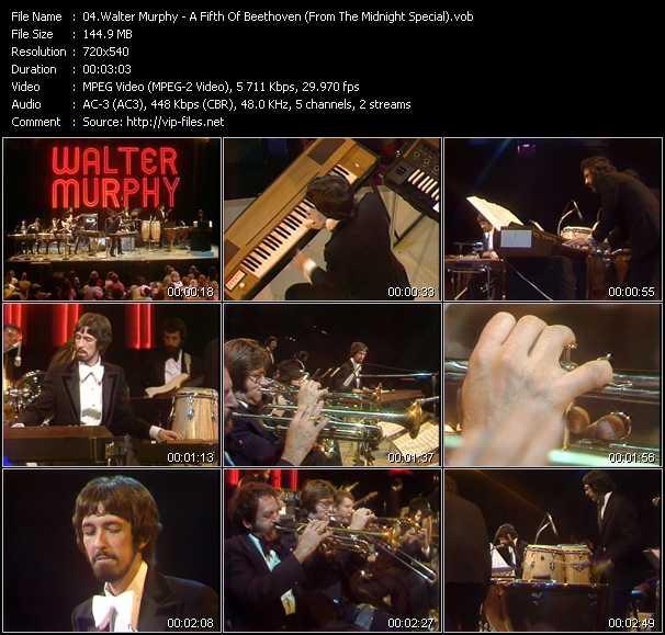 Walter Murphy video screenshot
