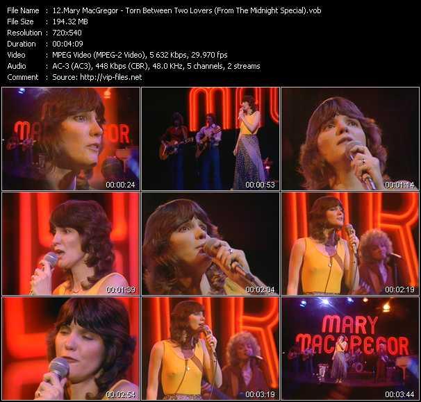 Mary MacGregor video screenshot