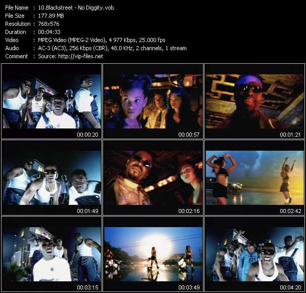 Blackstreet video screenshot
