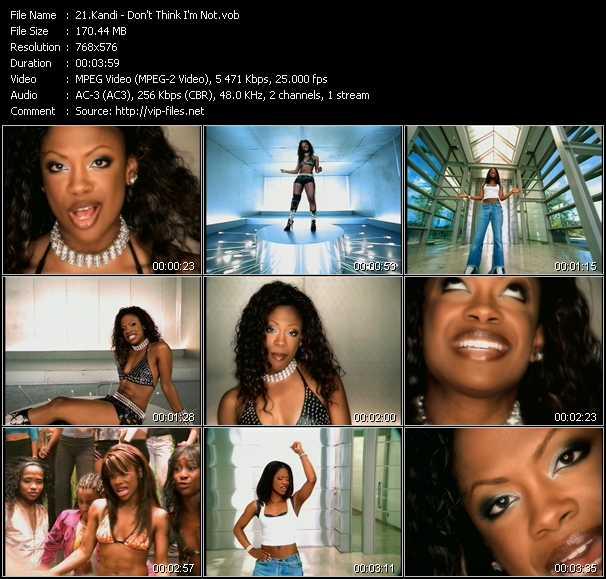 Kandi video screenshot