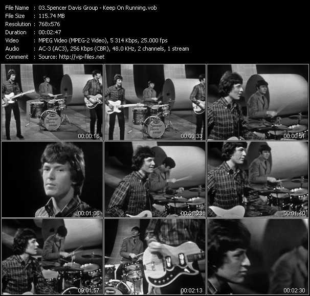 Spencer Davis Group video screenshot