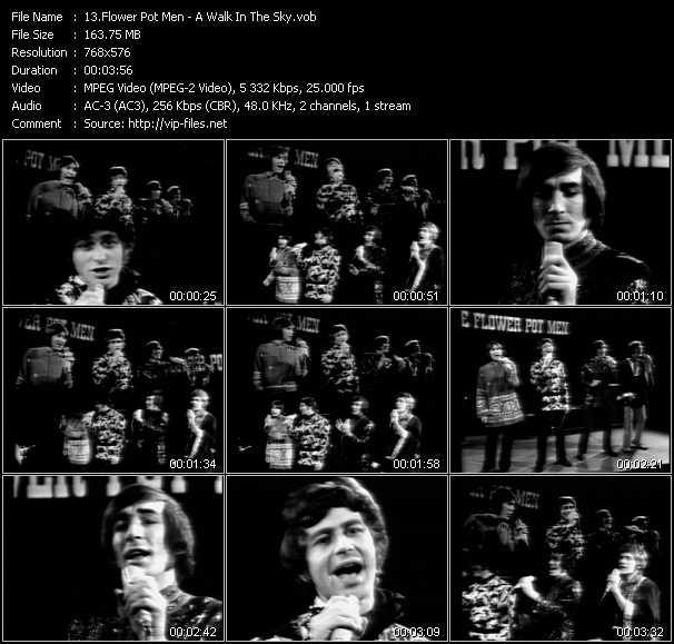 Flower Pot Men video screenshot