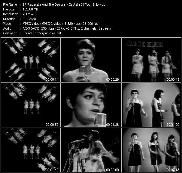Reparata And The Delrons video screenshot