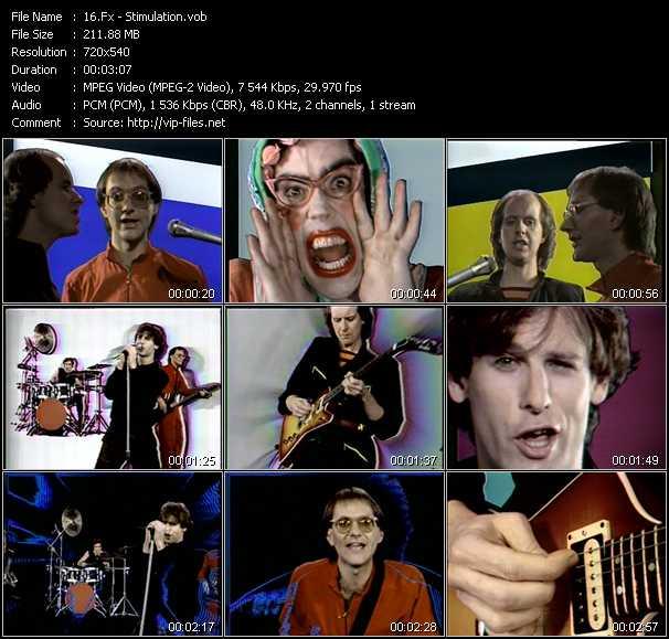 Fx video screenshot