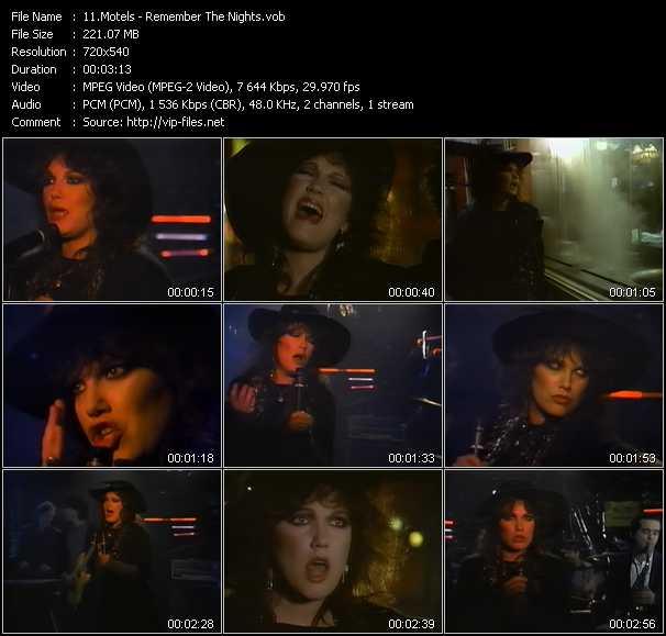 Motels video screenshot