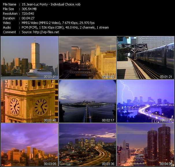 Jean-Luc Ponty video screenshot