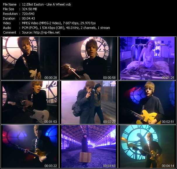 Elliot Easton video screenshot
