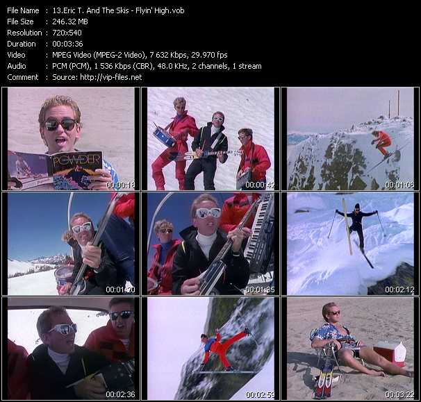Eric T. And The Skis video screenshot