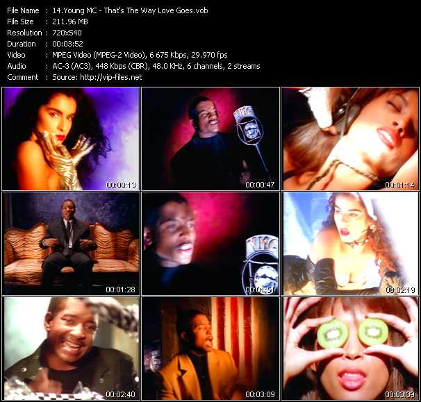 Young MC video screenshot