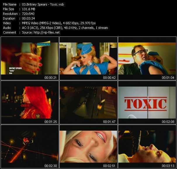 video Toxic screen