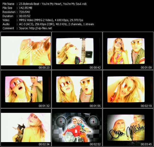 Bolenski Beat video screenshot