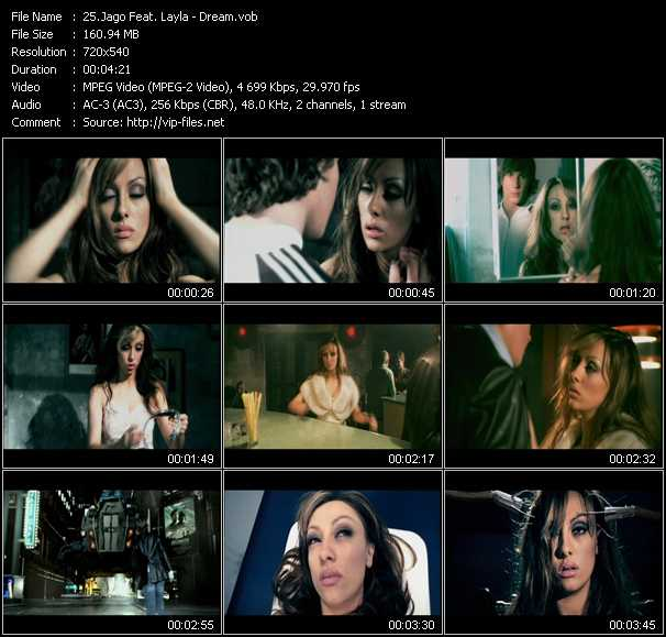 Jago Feat. Layla video screenshot