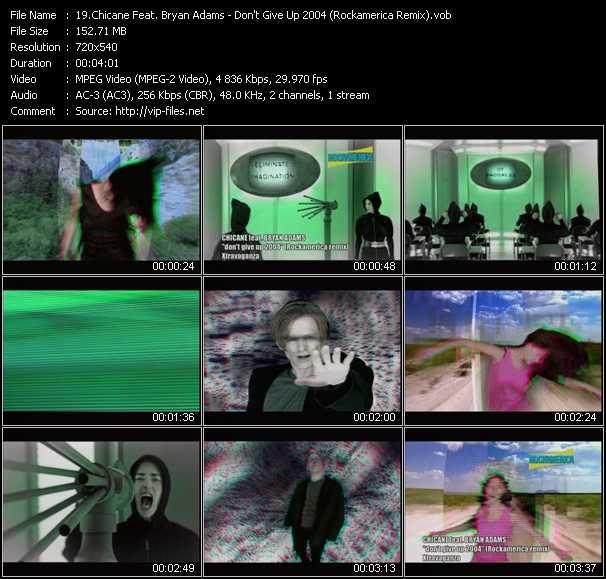 Chicane Feat. B. Adams video screenshot