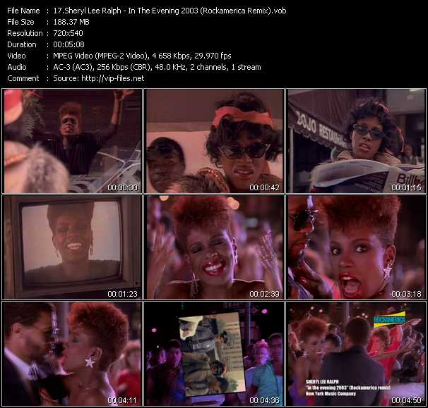 Sheryl Lee Ralph video screenshot