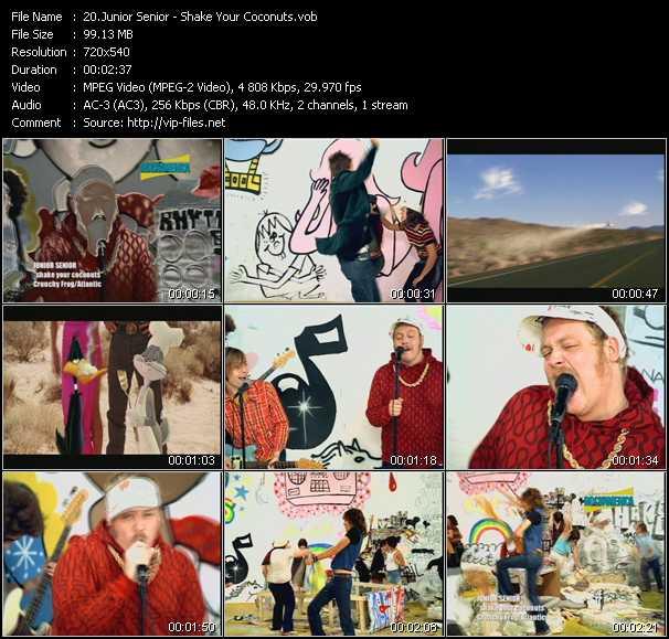 Junior Senior video screenshot