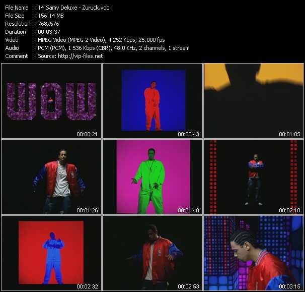 Samy Deluxe video screenshot