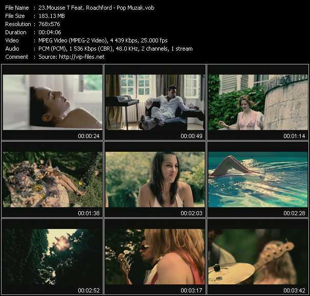 Mousse T. Feat. Roachford video screenshot