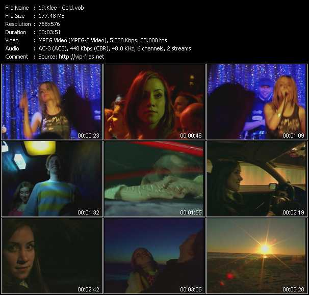 Klee video screenshot