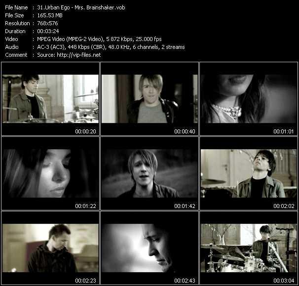 Urban Ego video screenshot