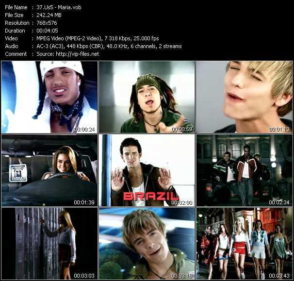Us5 video screenshot
