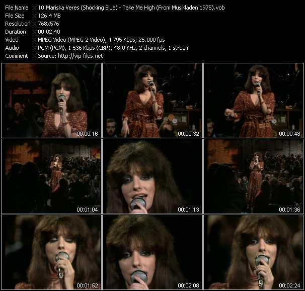 Mariska Veres (Shocking Blue) video screenshot