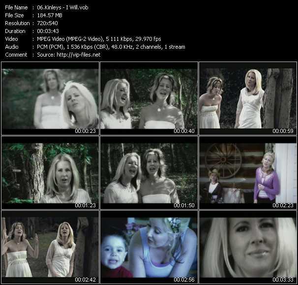 Kinleys video screenshot