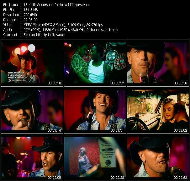 Keith Anderson video screenshot