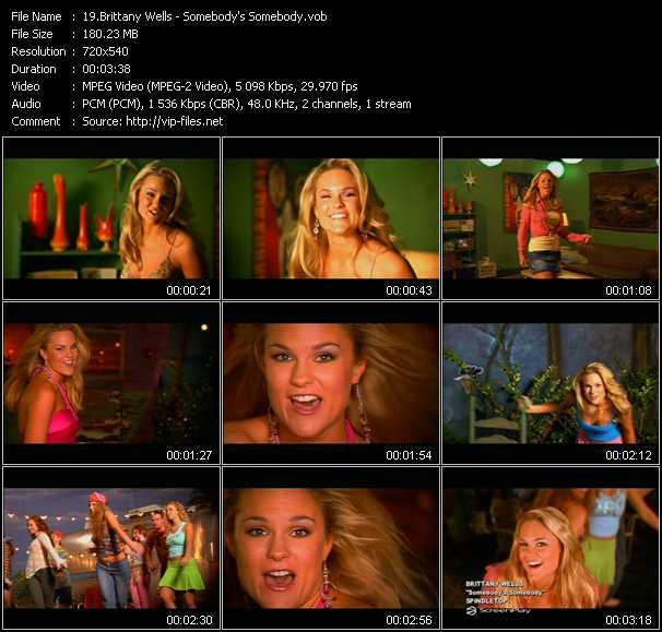 Brittany Wells video screenshot