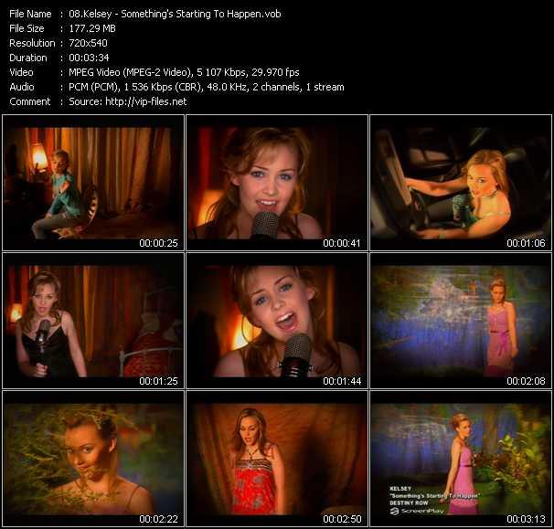 Kelsey video screenshot
