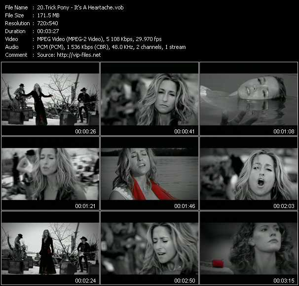 Trick Pony video screenshot