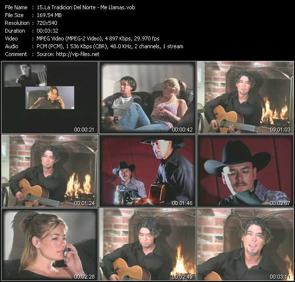La Tradicion Del Norte video screenshot