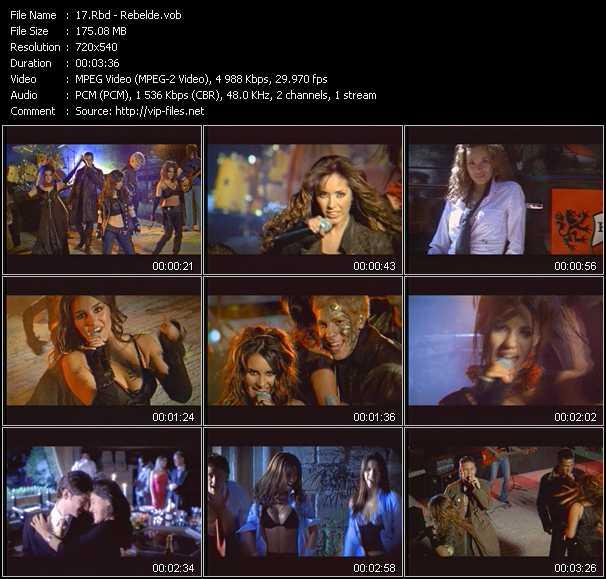 Rbd video screenshot
