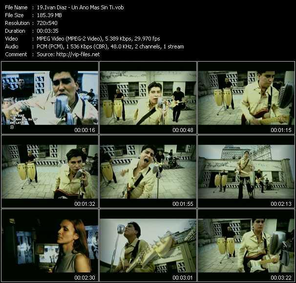 Ivan Diaz video screenshot