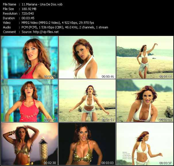 Mariana video screenshot