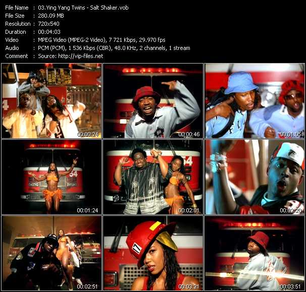 Ying Yang Twins video screenshot