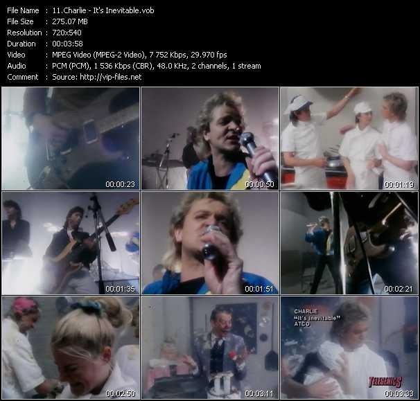 Charlie video screenshot