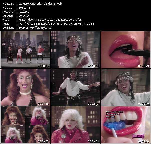 Mary Jane Girls video screenshot